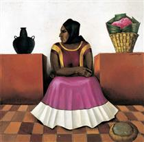 Tehuana - Roberto Montenegro