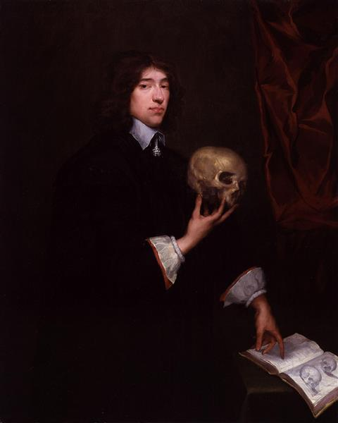 Sir William Petty, c.1651 - Isaac Fuller