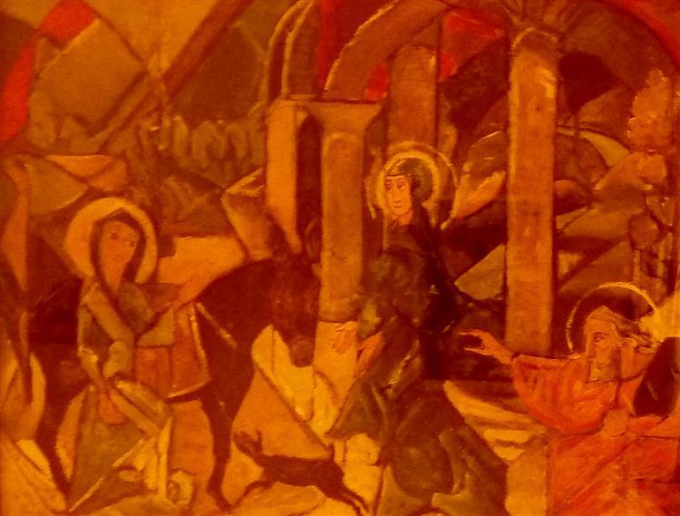 La Visitation, 1938 - Max Jacob