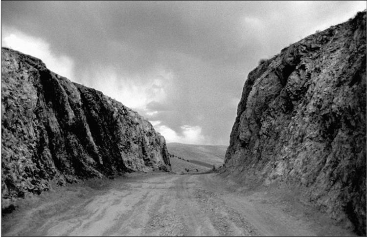 The road #1, 2010 - Abbas Kiarostami
