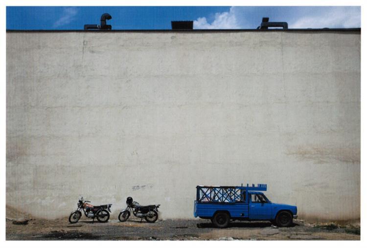The wall #1, 2010 - Аббас Кіаростамі