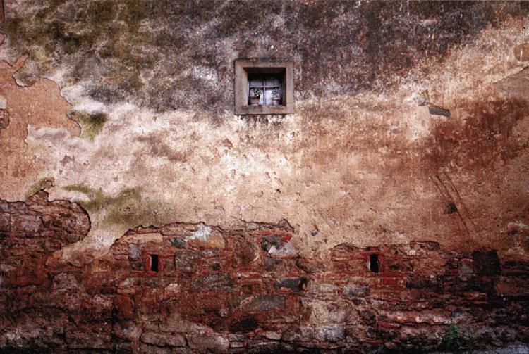 The wall #5, 2010 - Аббас Кіаростамі