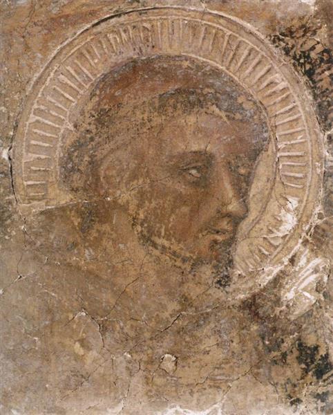 A Freanciscan Saint - Pietro Lorenzetti