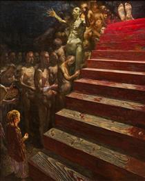 Staircase - Sarunas Sauka