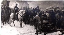 Novgorod Militia. Diploma Work by Victor Shatalin - Viktor Shatalin