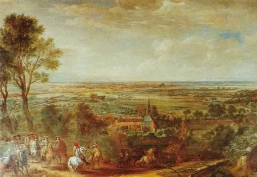 Siege of Lille - Адам Франс ван дер Мейлен