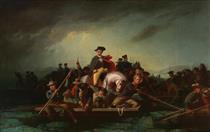 Washington Crossing the Delaware - George Caleb Bingham