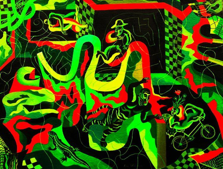 Dark Matter - Nina Tokhtaman Valetova