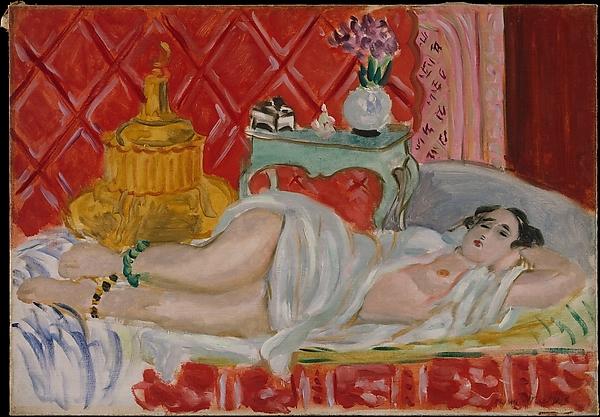 Odalisque, Harmony in Red, 1926 - Анри Матисс