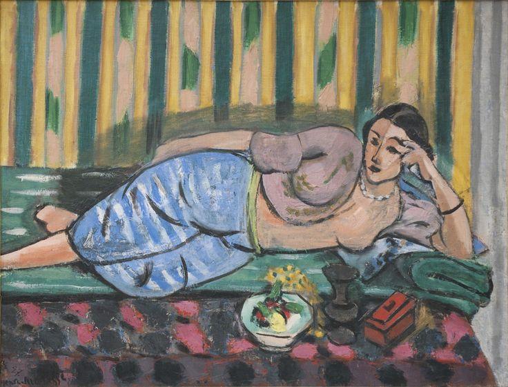 Odalisque Au Coffret Rouge, 1927 - Henri Matisse