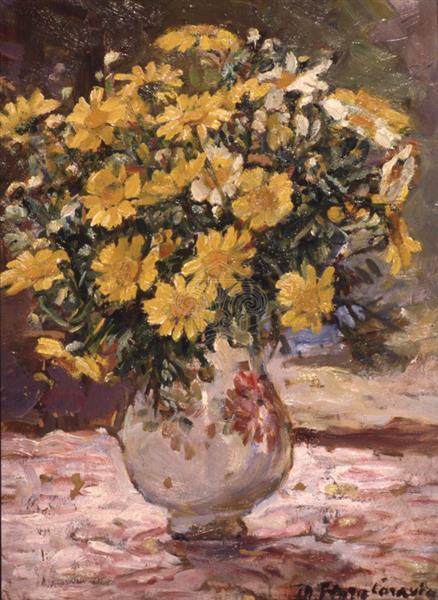 Daisies - Thalia Flora-Karavia