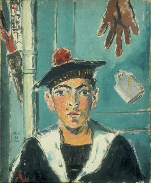 Il Marinaio Francese, 1930 Filippo De Pisis
