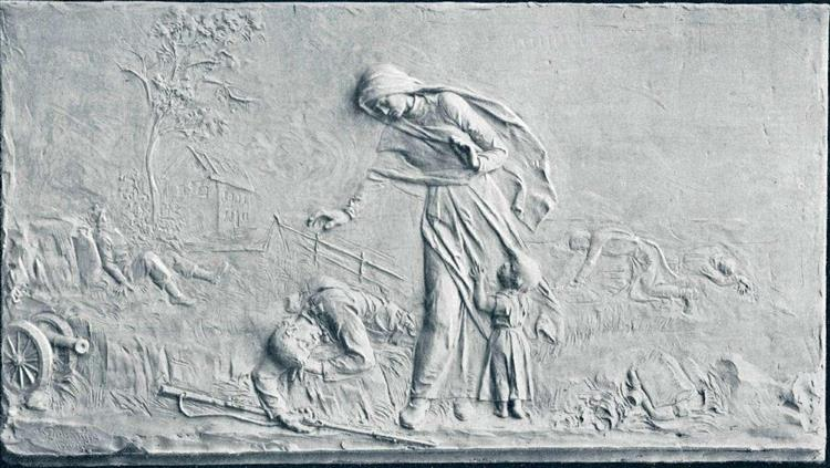Po Bitki, 1908 - Joseph Urbania
