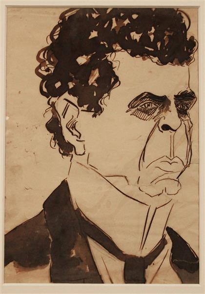 Pietro Mascagni, 1917 - Enrico Caruso