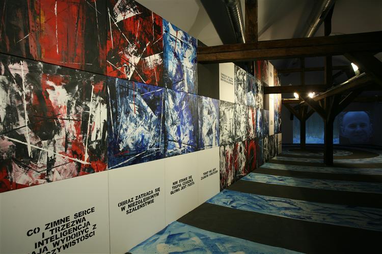 PURO. Tracks of memory., 2009 - Lech Twardowski
