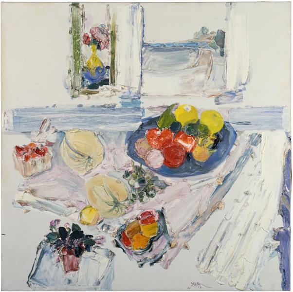 Untitled, 1979 - 1981 - Manoucher Yektai
