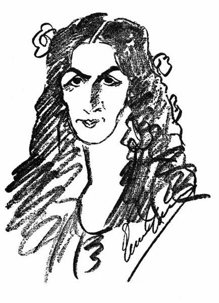 Amelita Galli-Curci - Enrico Caruso