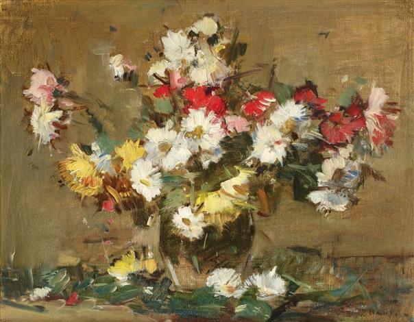 Spring flowers - Teodor Harșia