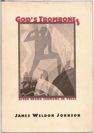 God's Trombone, 1927 - Aaron Douglas