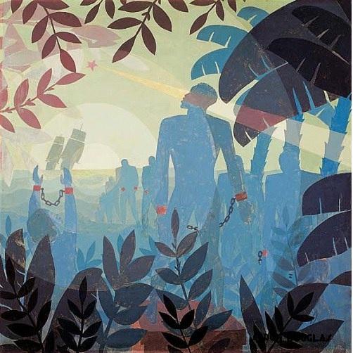 Into Bondage, 1936 - Aaron Douglas