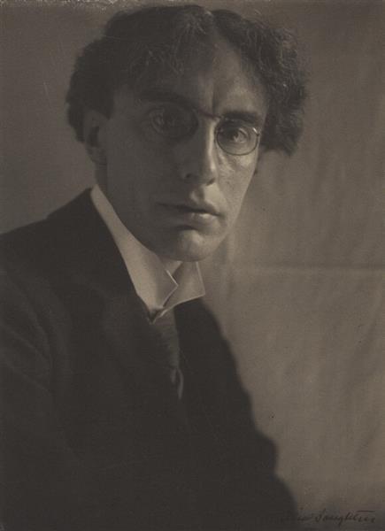 Roger Fry, c.1900 - Alice Boughton