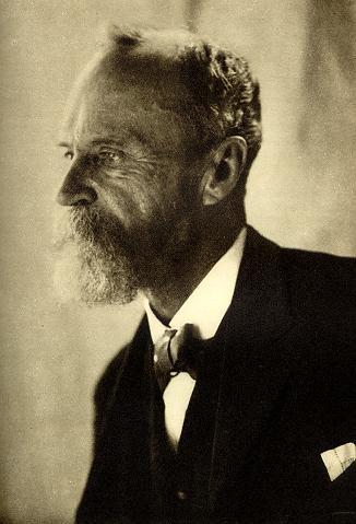 William James, 1907 - Alice Boughton