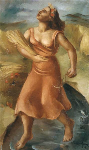 Ceres, 1933 - Raquel Forner
