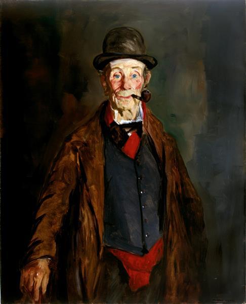 My Friend Brien, 1913 - Robert Henri