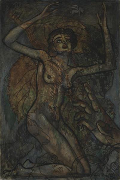 Otaïti, 1930 - Francis Picabia