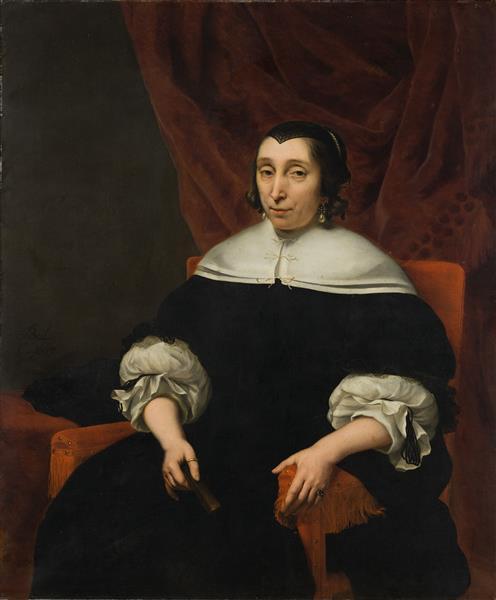 Elisabeth Van Der Voorde, 1667 - Фердинанд Боль