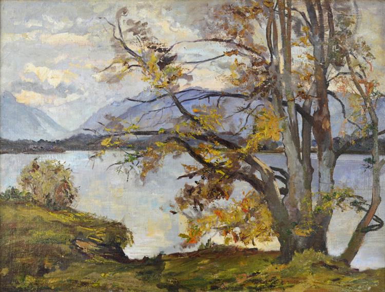 Paisagem - Arthur Nísio