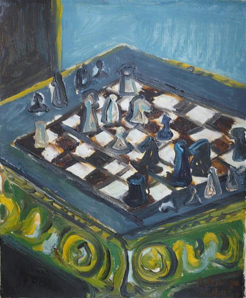 Chess, 1993 - Владимир Лобода