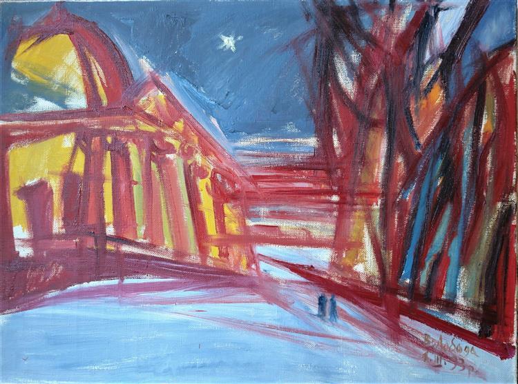 Sunset, 1993 - Владимир Лобода