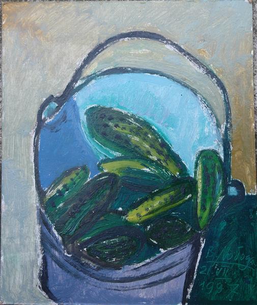 Cucumbers, 1997 - Владимир Лобода