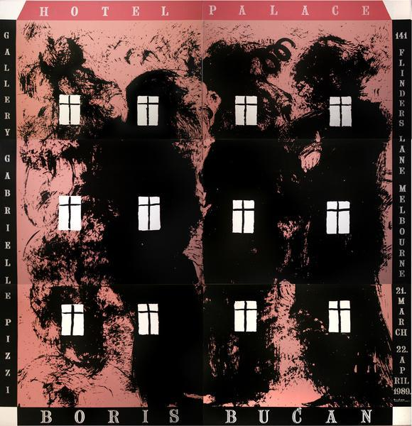 Hotel Palace, 1989 - Boris Bućan