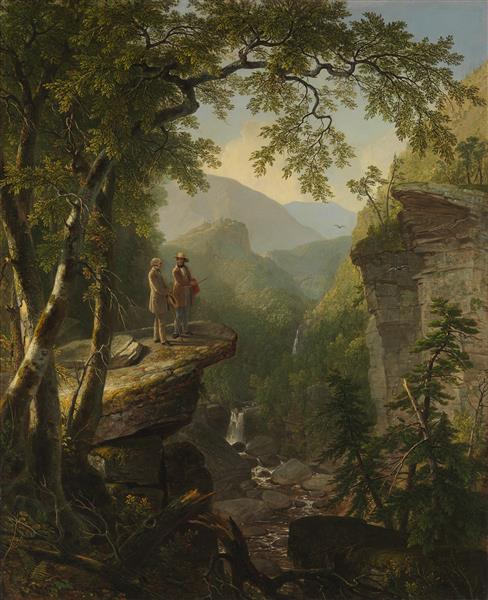 Kindred Spirits - Asher Brown Durand