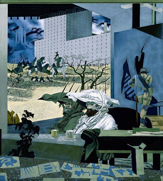 Storm, 1982 - Ivan Eyre