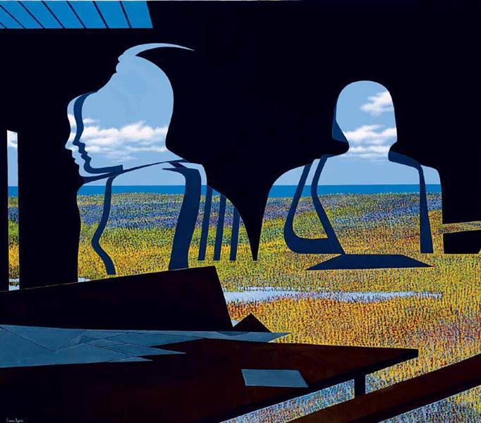 Manitoba Duo, 1996 - Ivan Eyre