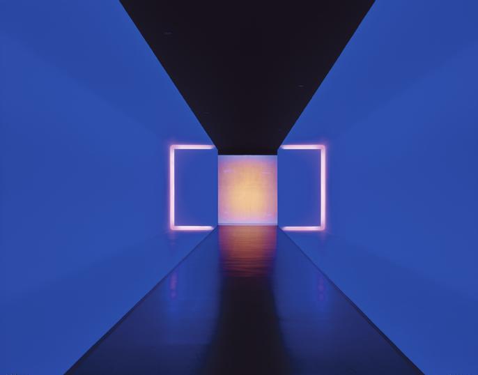 The Light Inside, 1999 - James Turrell