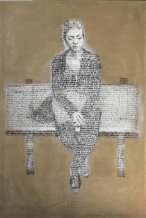 Muse From British Museum - Sašo Vrabič
