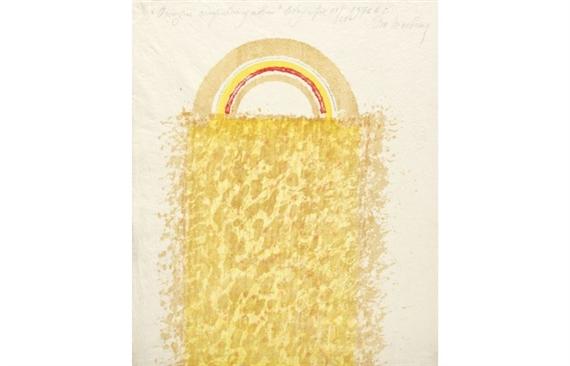 Homage to the Yellow Field - Ion Nicodim