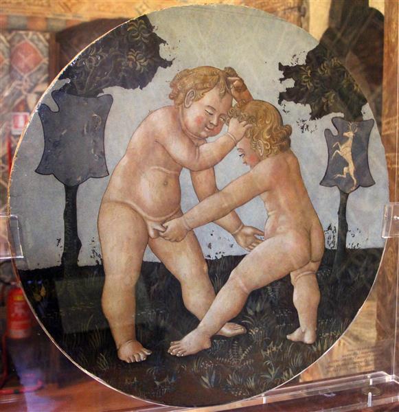 Palazzo Davanzati - Mibac, c.1450 - Lo Scheggia