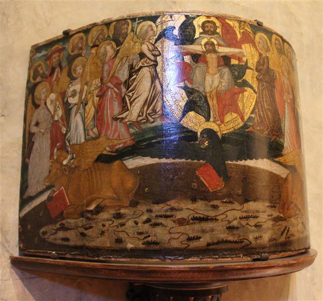 Trionfo dell'eternità, c.1450 - Scheggia