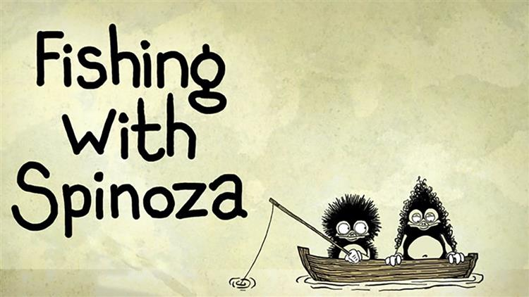 Fishing With Spinoza (Animation), c.2007 - Don Kenn