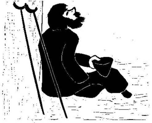 Cripples II, 1948 - Werner Berg