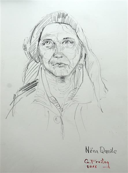 Nena Qamile, 2016 - Gazmend Freitag