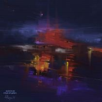 A148   ABSTRACT  LANDSCAPE - Alexis Digart