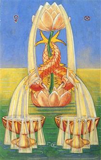 Thoth Tarot - Frieda Harris