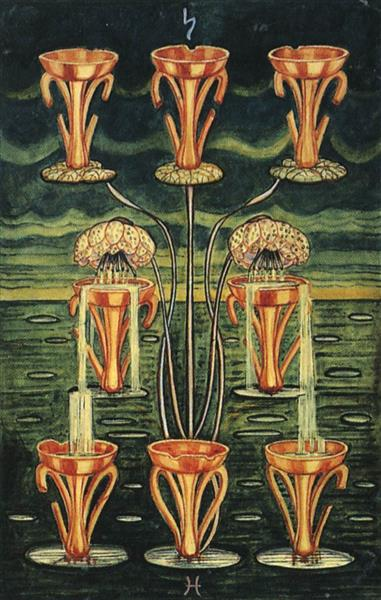 Thoth Tarot, 1938 - 1943 - Frieda Harris