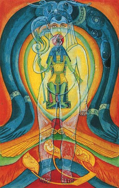 Thoth Tarot, 1938 - 1943 - Lady Frieda Harris